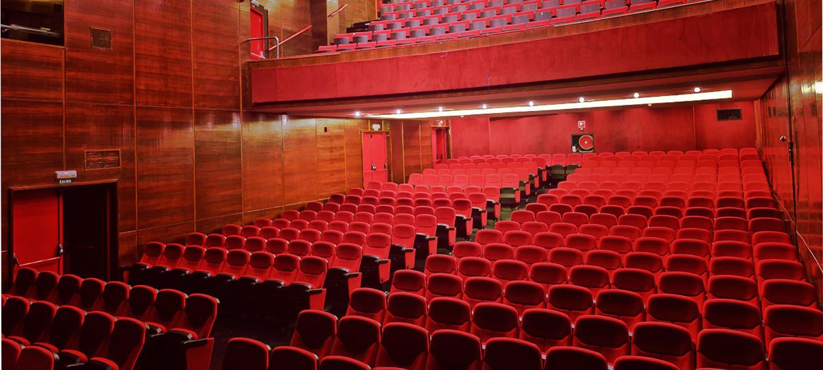 El Teatro Bellas Artes